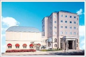 石岡駅に一番近いホテル